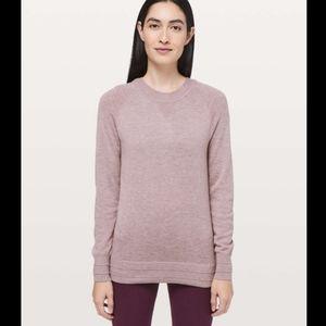 Lululemon Apres Your Way Sweater Size 8/10